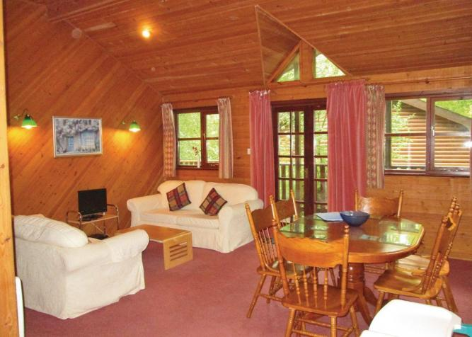 Bluebell VIP Lodge